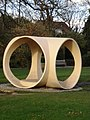 Artwork, Golders Hill Park NW11 - geograph.org.uk - 1597351.jpg