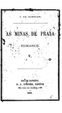 As Minas de Prata (Volume V).djvu