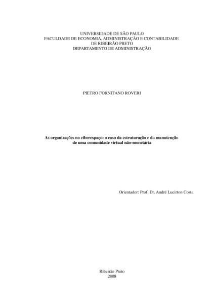 File:As organizações no ciberespaço.djvu