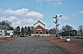 Asch train station transformed into a restaurant (Belgium, DSCF3181).jpg
