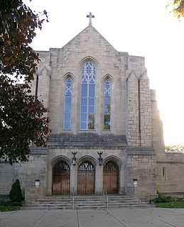 Assumption of the Blessed Virgin Mary Church Roman Catholic church in Detroit, Michigan, USA