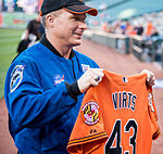 Astronaut Terry Virts Orioles First Pitch (NHQ201509140013).jpg