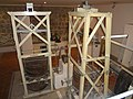 Astronomical Museum at the Quito Astronomical Observatory, antique equipment for measuring earthquakes 03.JPG