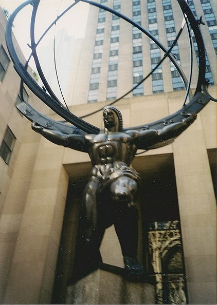 File:Atlas statue at Rockefeller Center 2001.jpg