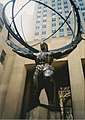 Atlas statue at Rockefeller Center 2001.jpg