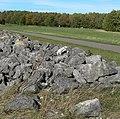 Atop the dam at Rutland Water - geograph.org.uk - 1004845.jpg