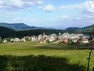 Aubure Commune in Grand Est, France