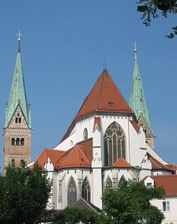 Roman Catholic Diocese of Augsburg diocese of the Catholic Church