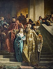 The Abdication of Doge Foscari