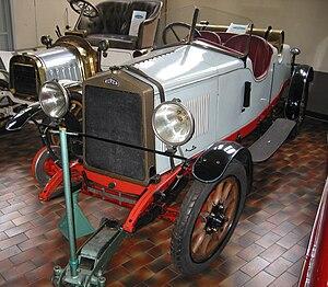 Aurea (car) - 1925 Aurea