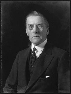 Austen Chamberlain British politician