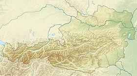 (Voir situation sur carte: Autriche)
