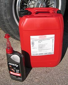 Automatic transmission fluid - Wikipedia