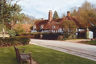 Ayot St Lawrence Human settlement in England