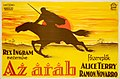 Az arab magyar filmplakát (Nemes György, 1924).jpg
