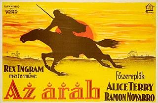 <i>The Arab</i> (1924 film) 1924 film by Rex Ingram