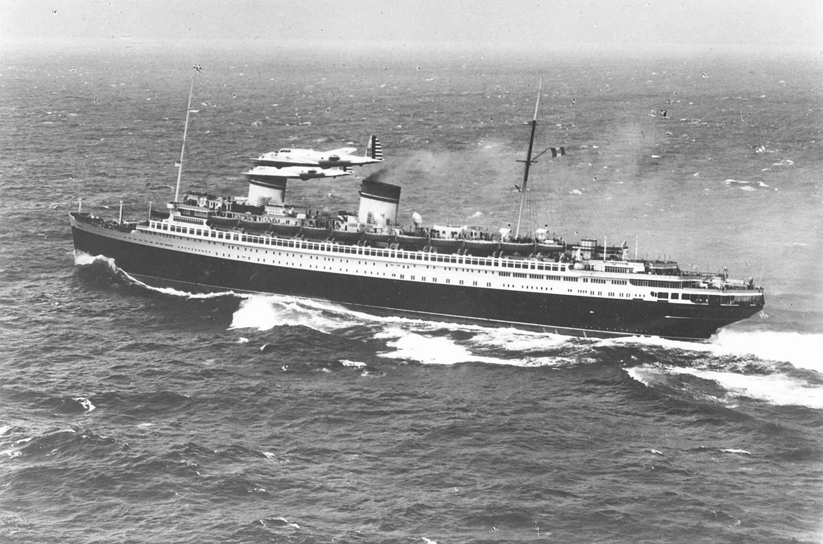 SS Rex - Wikipedia