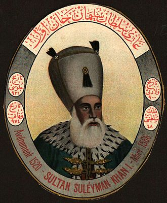 Sultan - The Sultan Suleiman I is considered one of the most famous Ottoman sultans.