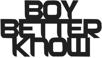 Boy Better Know - The Boy Better Know logo