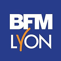 Logo de BFM Lyon