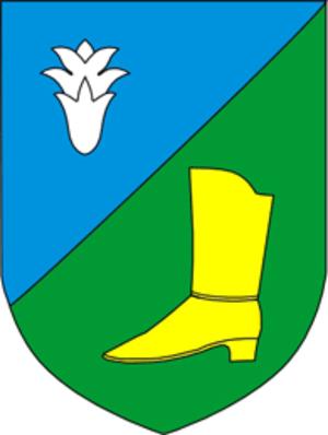 Kažan-Haradok - Image: BIA Kożangródek COA
