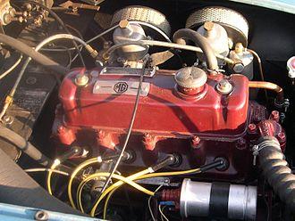 BMC B-series engine - Image: BMC B Series engine