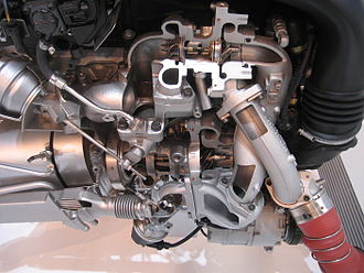 Twin-turbo - BMW 3 Series Diesel turbo setup (Sequential turbo)