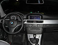BMW 320d Coupé (E92) Interieur 20100910.jpg