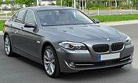 BMW 535i (F10) front 20100425.jpg
