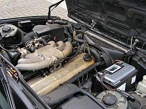 Объёмы двигателей на bmw