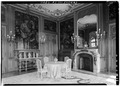BREAKFAST ROOM, LOOKING SOUTHEAST - The Elms, Bellevue Avenue, Newport, Newport County, RI HABS RI,3-NEWP,60-27.tif