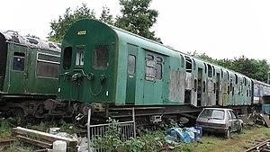 Northamptonshire Ironstone Railway Trust - 4DD DMBC 13004