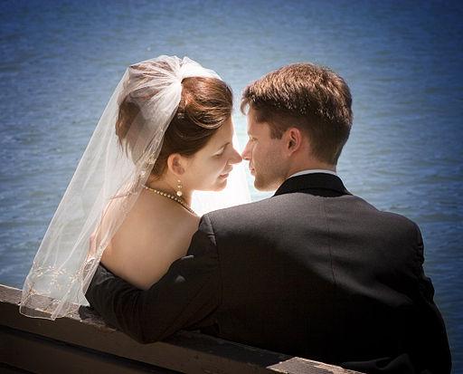 Backlight-wedding Vignettatura