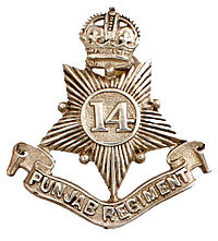Badge of 14th Punjab Regiment (1922-1956).jpg