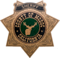 Badge of the Sheriff of Modoc County.png