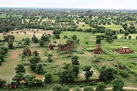 Bagan as Seen from the Viewing Tower.jpg