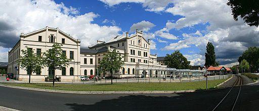 Bahnhof Zittau