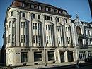Geschäftshaus einschließlich Druckerei- und Betriebsgebäude des Verlages Albert Heine (heute Stadtarchiv)