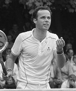 Balázs Taróczy Hungarian tennis player