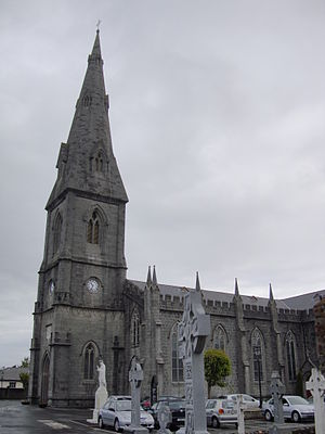 St Muredach's Cathedral, Ballina - Image: Ballina Cathedral