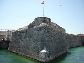Sieges of Ceuta (1694–1727) - The stronghold of La Bandera
