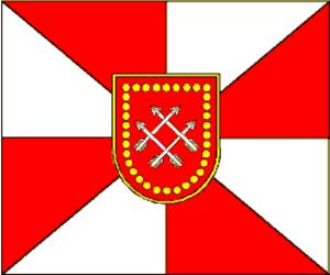 Indaial - Image: Bandeira indaial