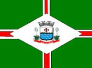 Lagoa de Dentro - Image: Bandeira lagoa de dentro