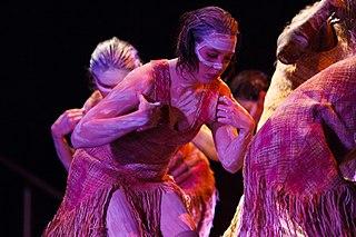 Bangarra Dance Theatre Indigenous Australian dance company