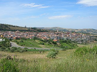 Arbëreshë people - Barile (Barilli) in Basilicata