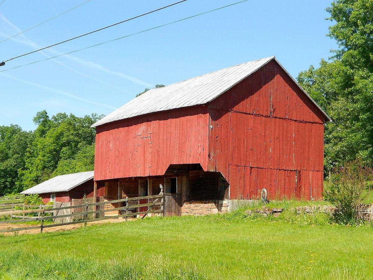 The Ford Barn >> Dover Township, York County, Pennsylvania - Wikipedia