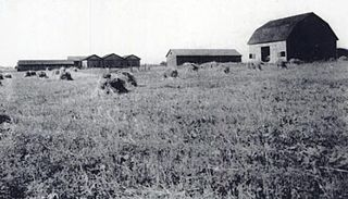 Union Village Shaker settlement