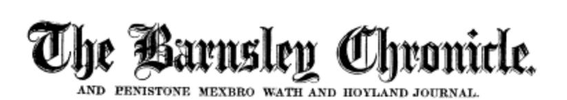 Barnsley Chronicle old logo