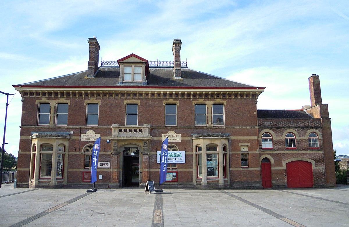 Museum Of Barnstaple And North Devon Wikipedia