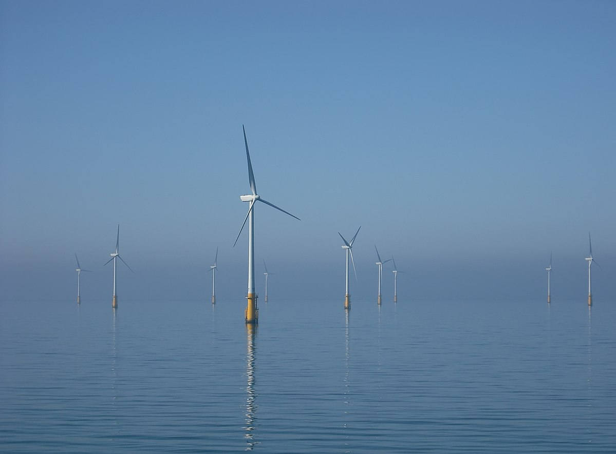 Barrow Offshore Wind Farm - Wikipedia